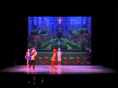 Alice in Wonderland by the Missouri Contemporary Ballet