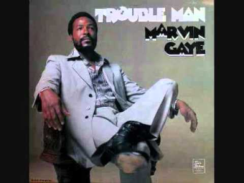 T Plays It Cool  Marvin Gaye 1972
