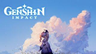 Genshin Impact Lofi ✨ 1 Hour Lofi Hip Hop