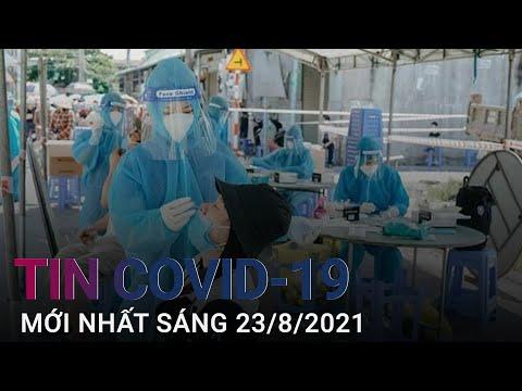 Sáng 23/8, 147.667 bệnh nhân Covid-19 khỏi bệnh, đâu là nơi có số ca mắc cao nhất?