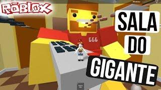 Roblox - ESCAPE DA SALA DO GIGANTE | MATSURA GAMES