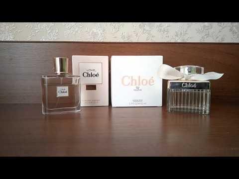 Мой парфюм от  Chloe