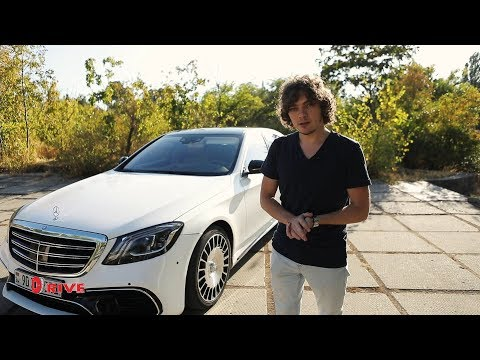 Testing Mercedes Benz W222 S500R | Drive News