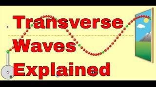transverse wave explained