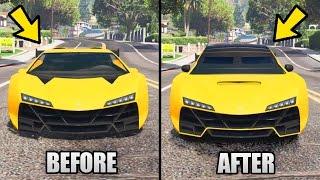 GTA 5 ONLINE - 3 NEW GLITCHES & TRICKS! (RARE CAR GLITCH, CROUCH TRICK & POLICE IGNORED GLITCH)