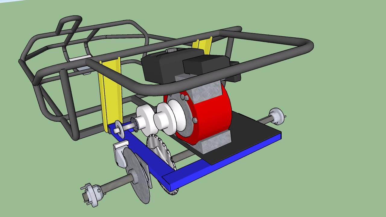 Yerf Dog Engine Diagram