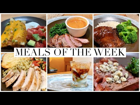Meals of the Week #6   What's For Dinner   Cook With Me   Family Dinner Ideas   Simply Honest Living