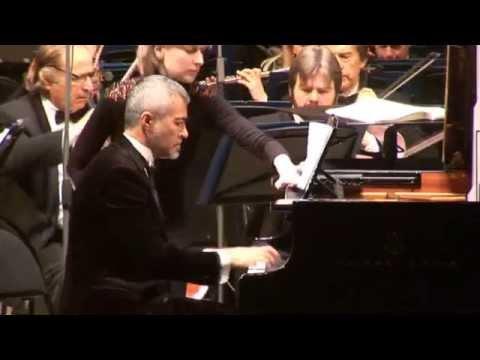 Szymanowski - Symphony No. 4 (Symphonie concertante), Op. 60. Pavel Nersessian - piano