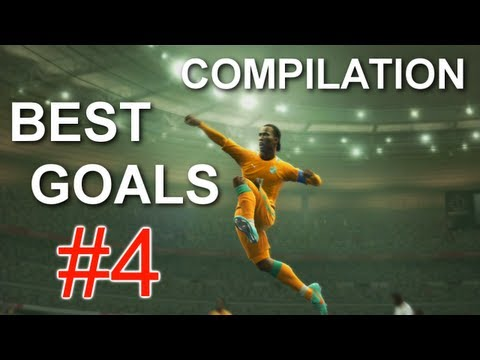 PES 2013 - Best Goals Compilation #4