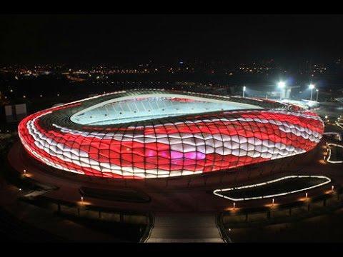 Top 12 | Estadios Mas Hermosos Del Mundo. HD
