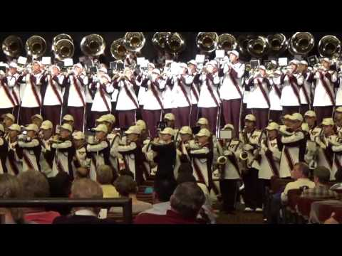 Marching Virginians Band-a-Rama 2015