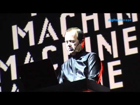 Kraftwerk - The Man Machine - Manchester 2009