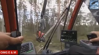 Modern Tree Cutting Mega Machine | Mind Blowing Wood Cutting Equipment in The World