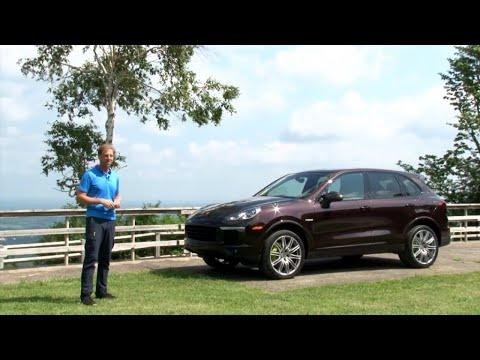 2017 Porsche Cayenne S E Hybrid Complete Review Testdrivenow