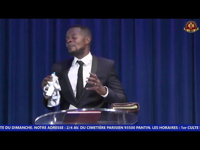 QUE TA VIE BRILLE (2è Culte) Pst.Jérémie KINZANZA#EIADV #VIE #BRILLE
