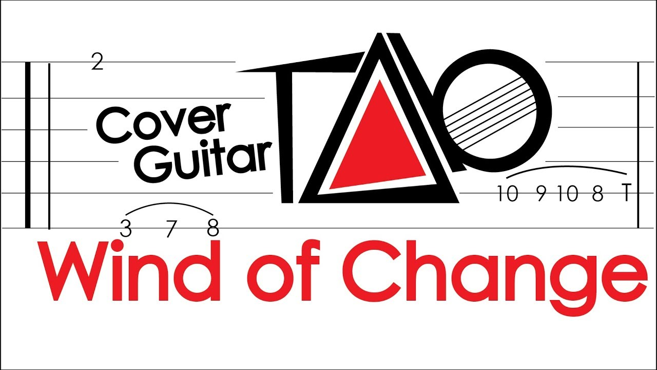 Wind Of Change Guitar Tab Chords Lyrics Youtube