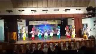 FOLK BHANGRA and BOLIYAN by G.N.D.U BHANGRA team