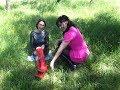 Elena & Natalia - Funny Entertainment: Spitting on Boots - #0084 (Trailer)