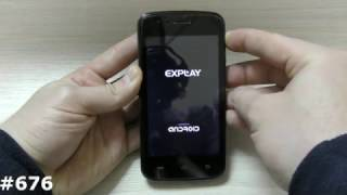 Сброс настроек Explay Atom (Hard Reset Explay Atom)