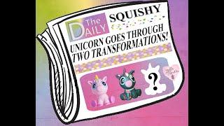 UNICORN SQUISHY MAKEOVER SECOND TIME AROUND