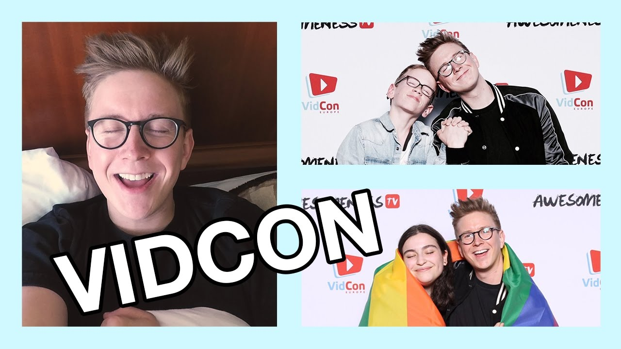 What Really Happened At Vidcon In Amsterdam Tyler Oakley Youtube