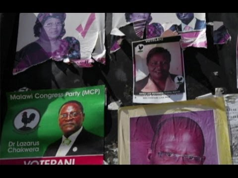 Malawi election race too close to call
