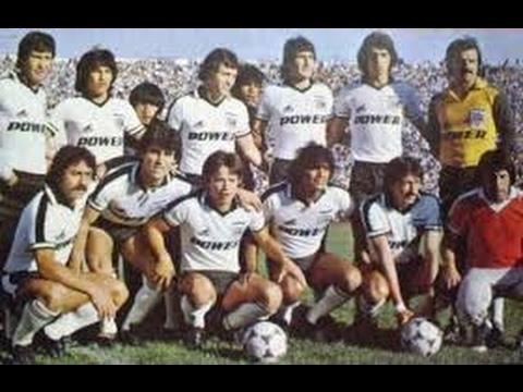 Colo Colo vs Cobreloa Campeonato Nacional 1981