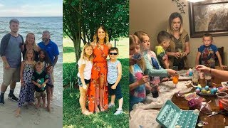 Why Mom Lives with Husband, Ex-husband, His Girlfriend and Their 6 Kids