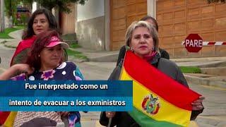 ¿Por qué Bolivia declaró personas no gratas a diplomáticos de México y España?