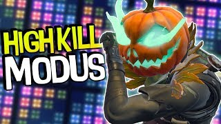 DER HIGH KILL MODUS | Disko-Dominanz | Fortnite Battle Royale