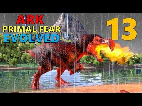 [13] TAMING AN APEX DODOREX (ARK Primal Fear Evolved)