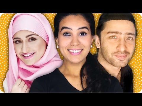 أبطال المسلسلات الهندية المسلمين