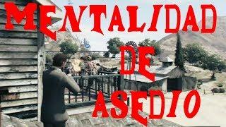 Grand Theft Auto V Online modo adversario MENTAL DAD DE ASED O  V parte 6