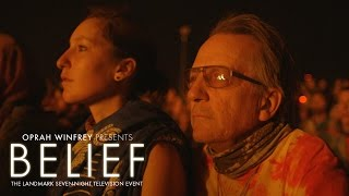 A Grief-Stricken Father and Daughter Search for Peace at Burning Man | Belief | OWN