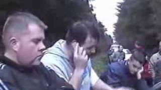 joyce vs mcginley s gypsy fist fight