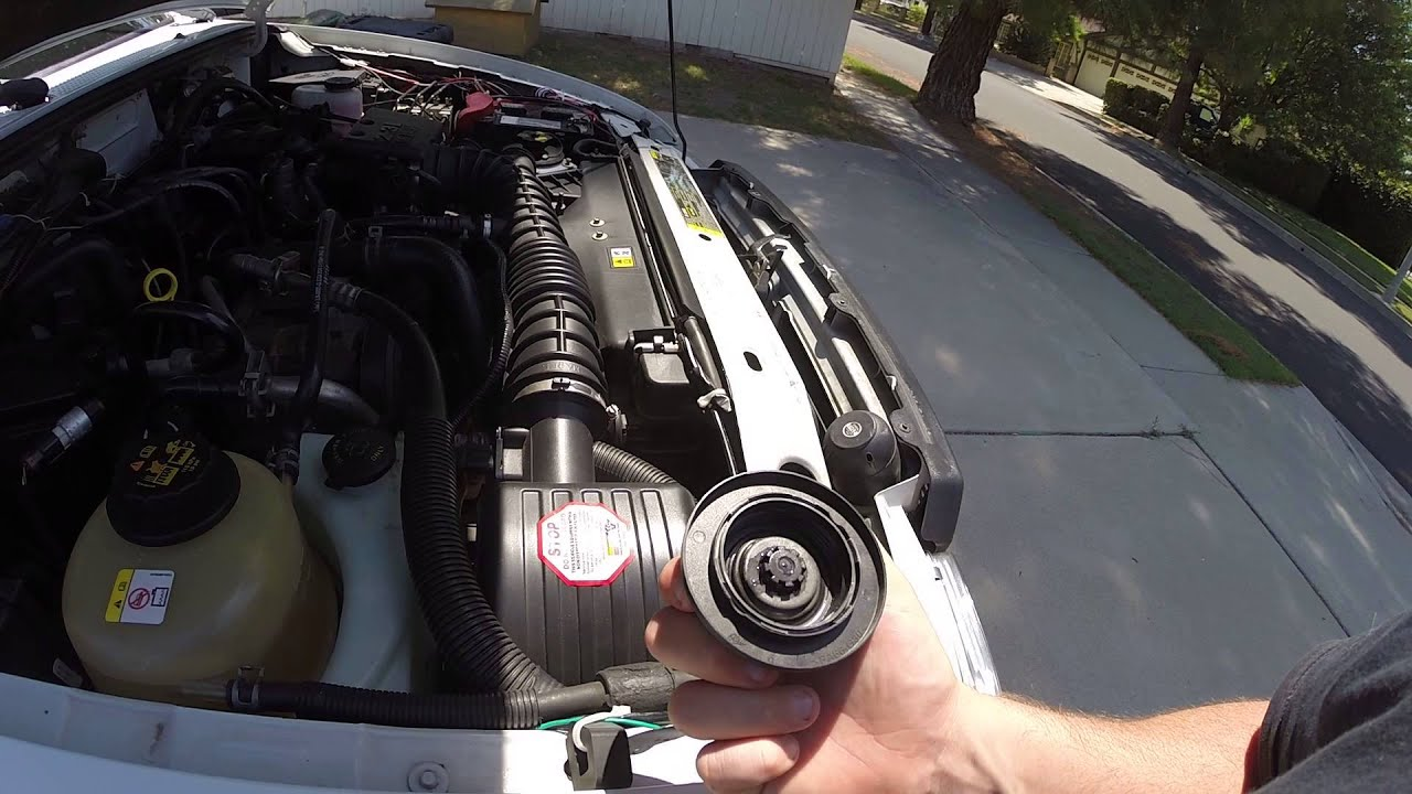 Bad Radiator Cap Symptoms & When Need To Replace It and Costing?