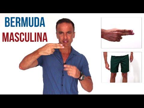 71f7d6a6c Como Usar Bermudas: Alberto Solon Mostra a Altura Ideal da Bermuda - YouTube