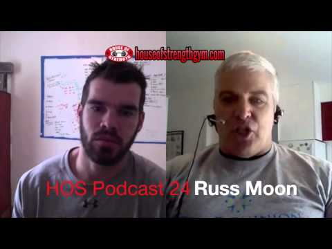 HOS Podcast 024: Russ Moon on Spirulina and Kettlebells