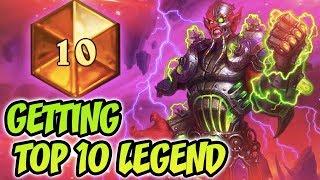 Getting Top 10 Legend