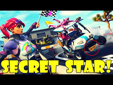 Fortnite SECRET BATTLE STAR WEEK 3 (Season 5 Battle Royale)