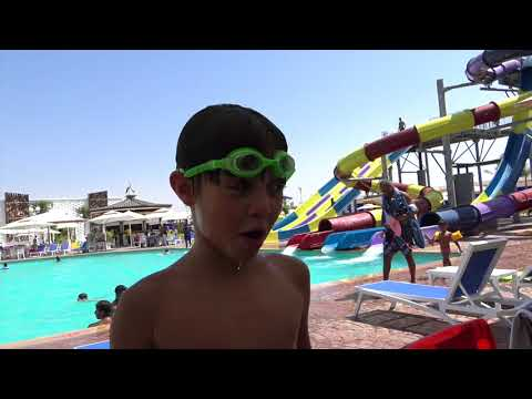 "Morocco Trip. We are  at ""Piscine Trocadero"" Oujda"
