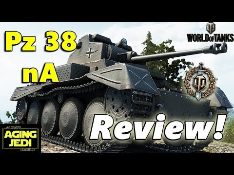 Pz.Kpfw. 38 (t) n.A. Review & Guide - World of Tanks