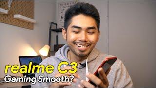 realme C3 – Gaming Phone Terbaik Untuk Entry Level?