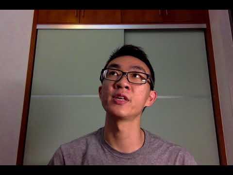 Yuxiong Lin Business communication course video