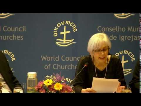 Live from the World Council of Churches: WCC and Chiara Lubich - personal testimonies