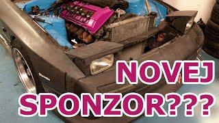 Novej Sponzor ??? Project Magda  #KRSTDRFT drift lifestyle vlog #213