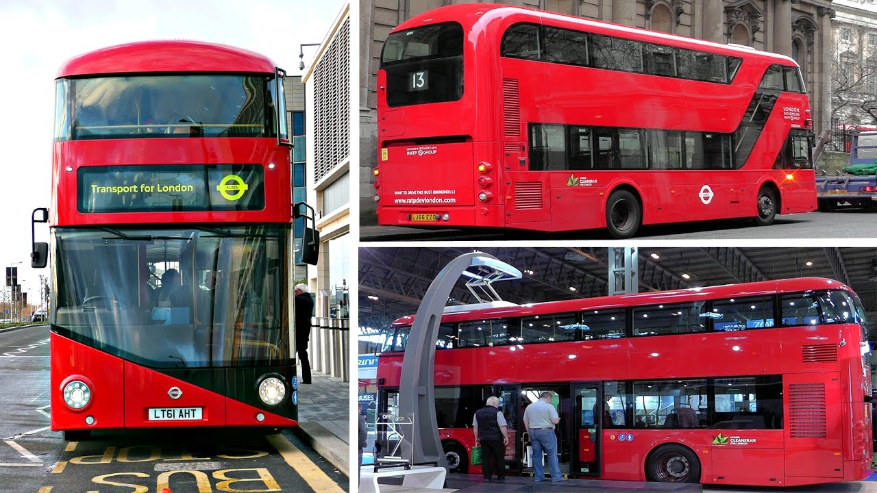 Video - New Bus For London January 2017 Update | UK