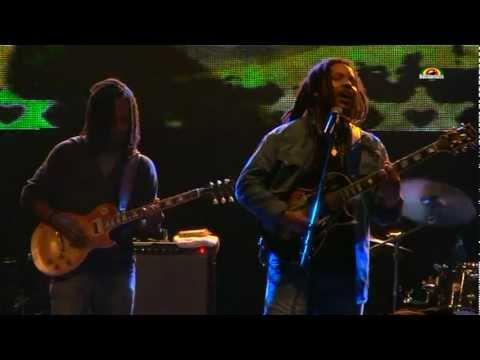 "STEPHAN MARLEY ""Chase Dem "" - Live @ OSTRÓDA REGGAE FESTIVAL 2011"