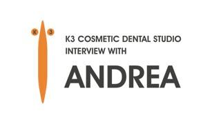 Andrea Testimonial Thumbnail