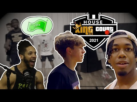 SAWYER 2.0 SHOWS OUT AT THE KING OF THE COURT   HOUSE TOURNAMENT FINALE